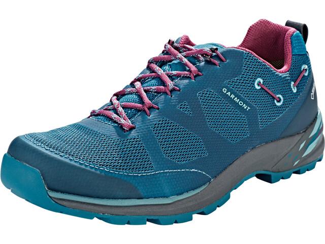 Garmont Atacama Low GTX Zapatillas Mujer, blue
